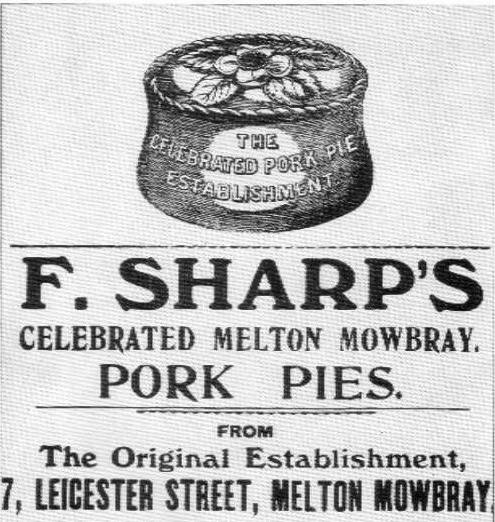 pork pie advert