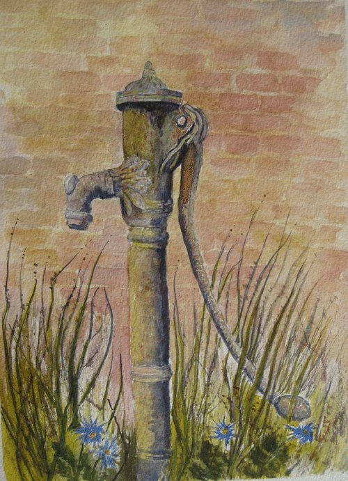 picture of a water pump